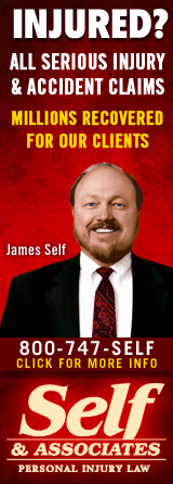 James Self -- Oklahoma's Workers Compensation Accident Injury Attorney